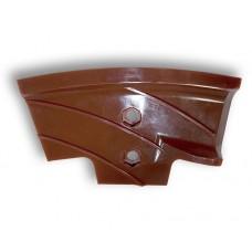Центральная лопатка для смесителя бетона BHS (БХС)