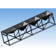 Производство металлоконструкций для оборудования производства бетона