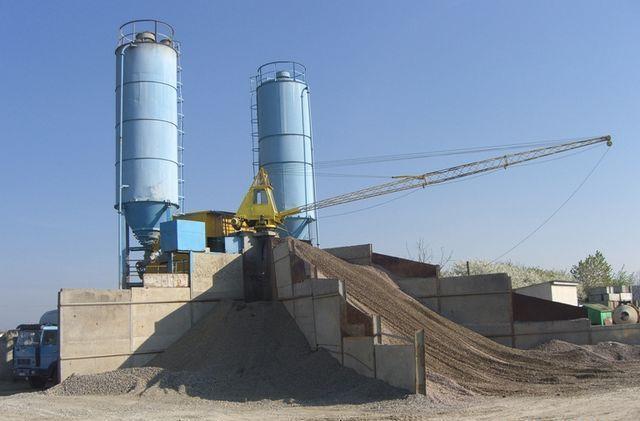 бетоносмесительные установки