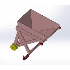 Конструкторская подготовка для мобильных бетонных заводов