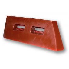Центральная лопатка для тарельчатого смесителя бетона СБ-138
