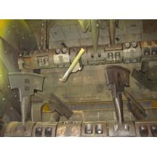 Поставка и монтаж брони для смесителей бетона Pemat, Liebherr, BHS, Elkon и других