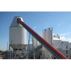 Монтаж бетонных заводов, бетонных установок и бетонного оборудования. Автоматизация заводов.