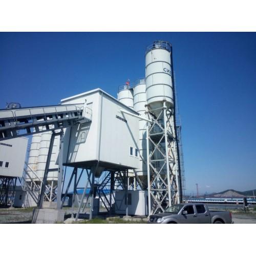 Бетон завод либхер цемент навалом купить в москве